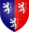 Arms of the Earl of Pembroke - 1551