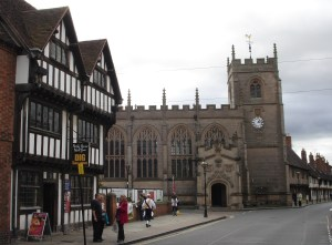 Guild Chapel, Stratford-upon-Avon