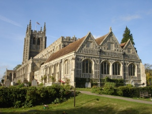 Holy Trinity Church, Long Melford