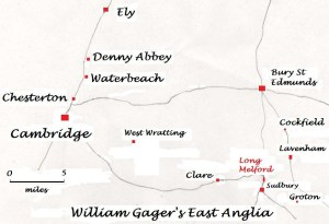 William Gager's East Anglia