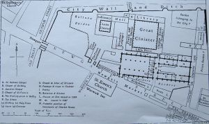 Greyfriars-site-map