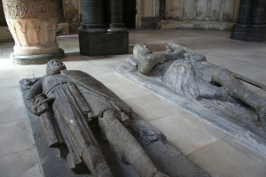 Ist and 2nd Earl of Pembroke, Temple Church