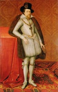 James I - 1606