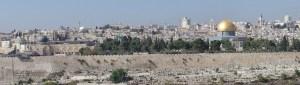 Jerusalem - two Temples