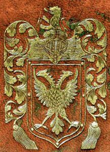 Killigrew coat of arms