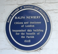 Newberry sign