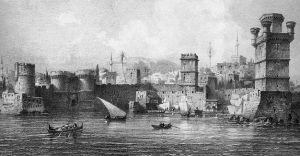 Old Harbour - Rhodes