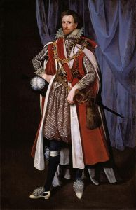 Philip Herbert - 4th Earl of Pembroke