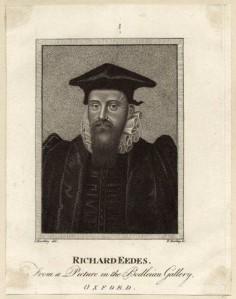 NPG D25946,Richard Edes (Eades),by; after Edward Harding; Sylvester Harding