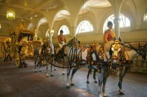 Royal Mews - Gold State coach