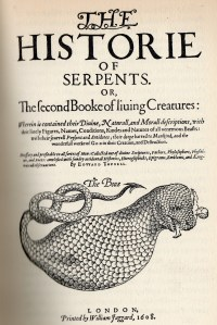 History of Serpents - front cover