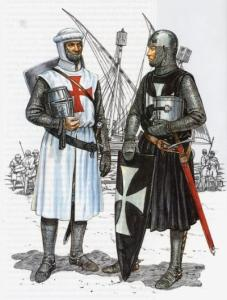 Templar and Hospitaller