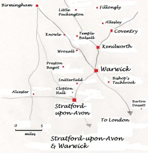 Warwick & Stratford